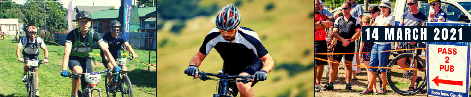 Special Events Aoraki Ltd - Pass2Pub MTB Race